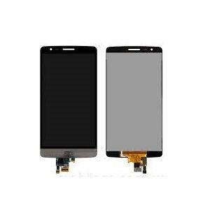 Дисплей (LCD) LG D724, D722, D725, D728 G3 mini с сенсором серый Оригинал
