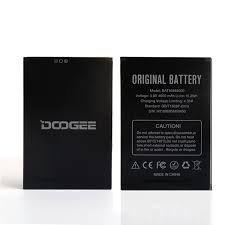 Аккумулятор (батарея) для Doogee X5 Max, X5 Max Pro 3800mAh Оригинал