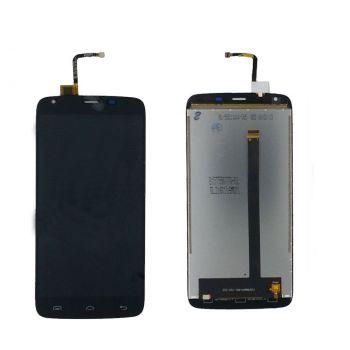 Дисплей HomTom HT6, HT6 Pro с сенсором (тачскрином) черный Оригинал