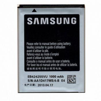 Аккумулятор (батарея) для Samsung EB424255VU S3850, S5222, S3350, S3770, S5220, B360E Оригинал
