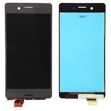 Дисплей (LCD) Sony F5121 Xperia X, F5122, F8131, F8132 с сенсором серый Оригинал