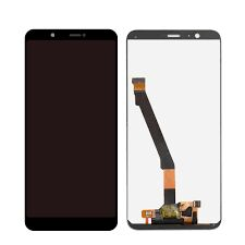 Дисплей (LCD) Huawei P Smart (FIG-LX1), P Smart Dual Sim (FIG-L21) с сенсором черный Оригинал