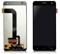 Дисплей (LCD) Fly FS504 Cirrus 2, Nomi i504 с сенсором чёрный Оригинал