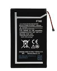 Аккумулятор (батарея) для Motorola FT40 XT1524 XT1525 XT1526 XT1527 Оригинал