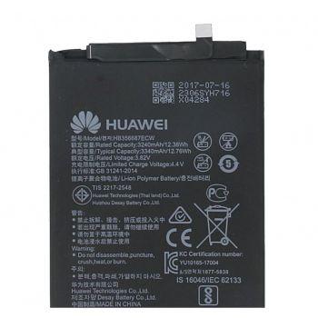 Аккумулятор (батарея) для Huawei HB356687ECW Mate 10 Lite, P Smart Plus, Honor 9i, Nova 2 Plus 2017, 3340mAh Оригинал