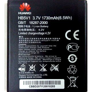 Аккумулятор (батарея) для Huawei HB5V1 Ascend Y300, Y511, G350 (U8833), T8833, W1, W1-U00, Y300C 1730 mAh Оригинал