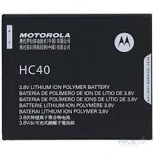 Аккумулятор (батарея) для Motorola HC40 XT1750 Moto C Оригинал
