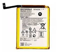Аккумулятор (батарея) для Motorola HE50 XT1771 Moto E4 Plus Оригинал