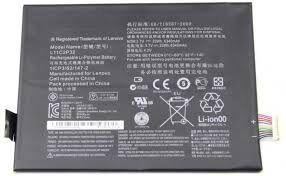 Аккумулятор (батарея) для Lenovo L11C2P32, L12D2P31 S6000 IdeaTab, A7600, A10-70, A7-10, Tab 2 6340 mAh Оригинал