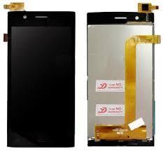 Дисплей (LCD) Fly FS451 Nimbus 1 с сенсором чёрный Оригинал