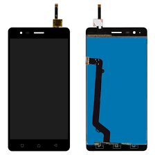 Дисплей (LCD) Lenovo A7020 Vibe K5 Note с сенсором чёрный Оригинал