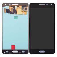 Дисплей (LCD) Samsung A520 Galaxy A5 (2017) TFT (подсветка Оригинал) с сенсором черный
