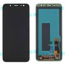 Дисплей (LCD) Samsung J600 Galaxy J6 2018 TFT (подсветка Оригинал) с сенсором черный