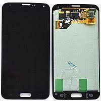 Дисплей (LCD) Samsung G900H Galaxy S5 TFT с сенсором чёрный