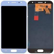Дисплей (LCD) Samsung J730 Galaxy J7 2017 TFT (подсветка Оригинал) с сенсором голубой