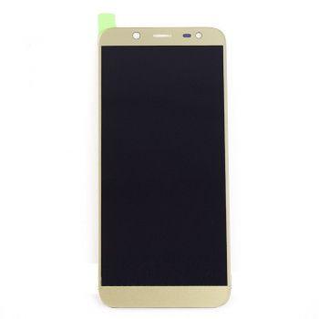 Дисплей (LCD) Samsung J600 Galaxy J6 2018 TFT (подсветка Оригинал) с сенсором золотой