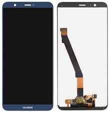 Дисплей (LCD) Huawei P Smart (FIG-LX1), P Smart Dual Sim (FIG-L21) с сенсором синий Оригинал