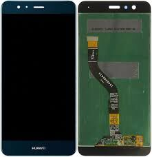 Дисплей (LCD) Huawei P10 Lite (WAS-LX1, LX2, LX3) с сенсором синий Оригинал