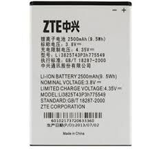 Аккумулятор (батарея) для ZTE N919 Оригинал