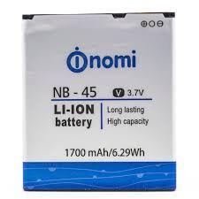 Аккумулятор (батарея) для Nomi NB-45, i450 Оригинал