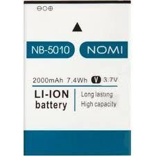 Аккумулятор (батарея) для Nomi NB-5010 i5010 Оригинал