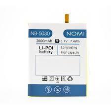 Аккумулятор (батарея) для Nomi NB-5030 i5030 Evo X Оригинал