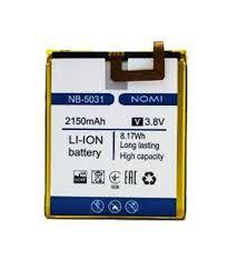 Аккумулятор (батарея) для Nomi NB-5031 i5031 Оригинал