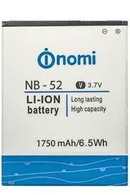 Аккумулятор (батарея) для Nomi NB-52 i501 Оригинал