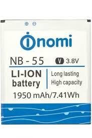 Аккумулятор (батарея) для Nomi NB-55 i505 Оригинал