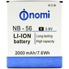 Аккумулятор (батарея) для Nomi NB-56 i503 Оригинал