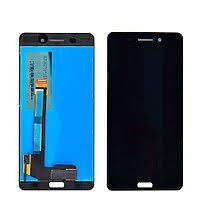 Дисплей (LCD) Nokia 6 TA-1033, Dual Sim TA-1021 с сенсором чёрный Оригинал