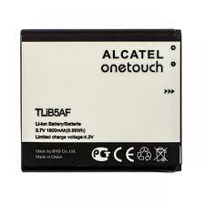 Аккумулятор (батарея) для Alcatel 5036D, 997, 997D, 5030, 5035D, 5035E, 5035Y, 5036, 5036A, 5036X (TLiB5AF) Оригинал
