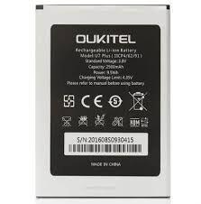 Аккумулятор (батарея) для Oukitel U7 Plus, U7 Max Оригинал