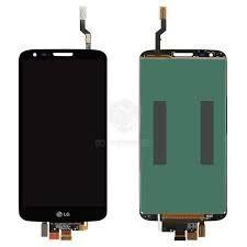 Дисплей (LCD) LG D800 G2, D801, D803, LS980, VS980 с сенсором черный Оригинал