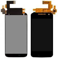 Дисплей (LCD) Motorola XT1620 Moto G4, XT1621, XT1622, XT1624, XT1625, XT1626 с сенсором чёрный Оригинал