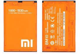 Аккумулятор (батарея) для Xiaomi BM10 (Mi1, Mi1s) 1930 mAh Оригинал