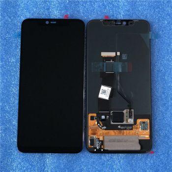 Дисплей Xiaomi Mi8 Pro, Mi8 Explorer Edition с сенсором (тачскрином) черный Оригинал