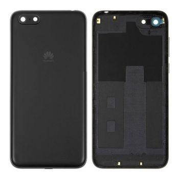 Задняя крышка корпуса Huawei Y5 2018, Y5 Prime 2018 DRA-LX2, DRA-L21, DRA-LX3 черная Оригинал