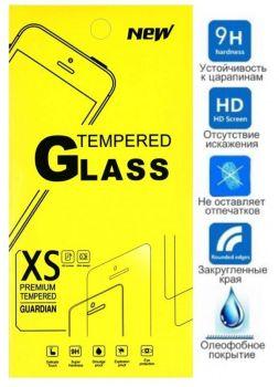 Защитное стекло для Samsung A015 (SM-A015F, SM-A015F/DS) Galaxy A01 3D Черное