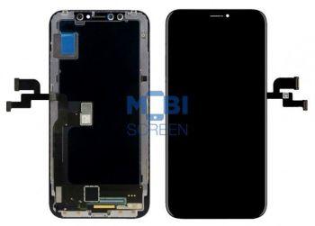 Дисплей Apple iPhone XS A2097, A1920, A2100 с сенсором (тачскрином) черный OLED