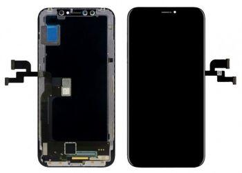 Дисплей Apple iPhone XS A2097, A1920, A2100 с сенсором (тачскрином) черный Оригинал