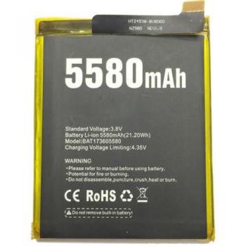 Аккумулятор (батарея) Doogee S60 Lite BAT173605580 5580mAh Оригинал