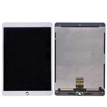 Дисплей Apple iPad Air 3 2019 A2153, A2123, A2154, A2152 с сенсором (тачскрином) белый Оригинал
