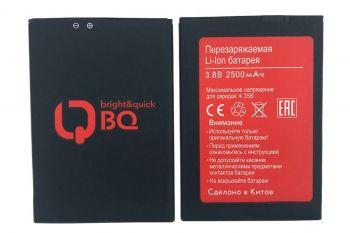 Аккумулятор (батарея) BQ BQS-5505 Amsterdam Оригинал