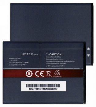 Аккумулятор (батарея) Cubot Note Plus 2800mAh Оригинал