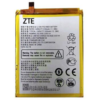 Аккумулятор (батарея) ZTE Blade A5 2020 LI3931T44P8h806139 3200mAh Оригинал