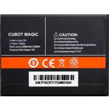 Аккумулятор (батарея) Cubot Magic 2600mAh Оригинал