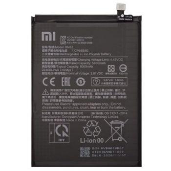 Аккумулятор (батарея) Xiaomi Redmi 9T J19S, M2010J19SG BN62 6000mAh Оригинал