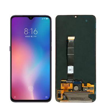 Дисплей Xiaomi Mi9 с сенсором (тачскрином) черный OLED High Сopy
