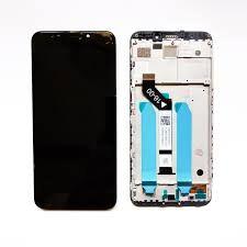 Дисплей (LCD) Xiaomi Redmi 5 Plus с сенсором белый + рамка Оригинал